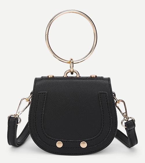 Chloe ring top dupe handbag