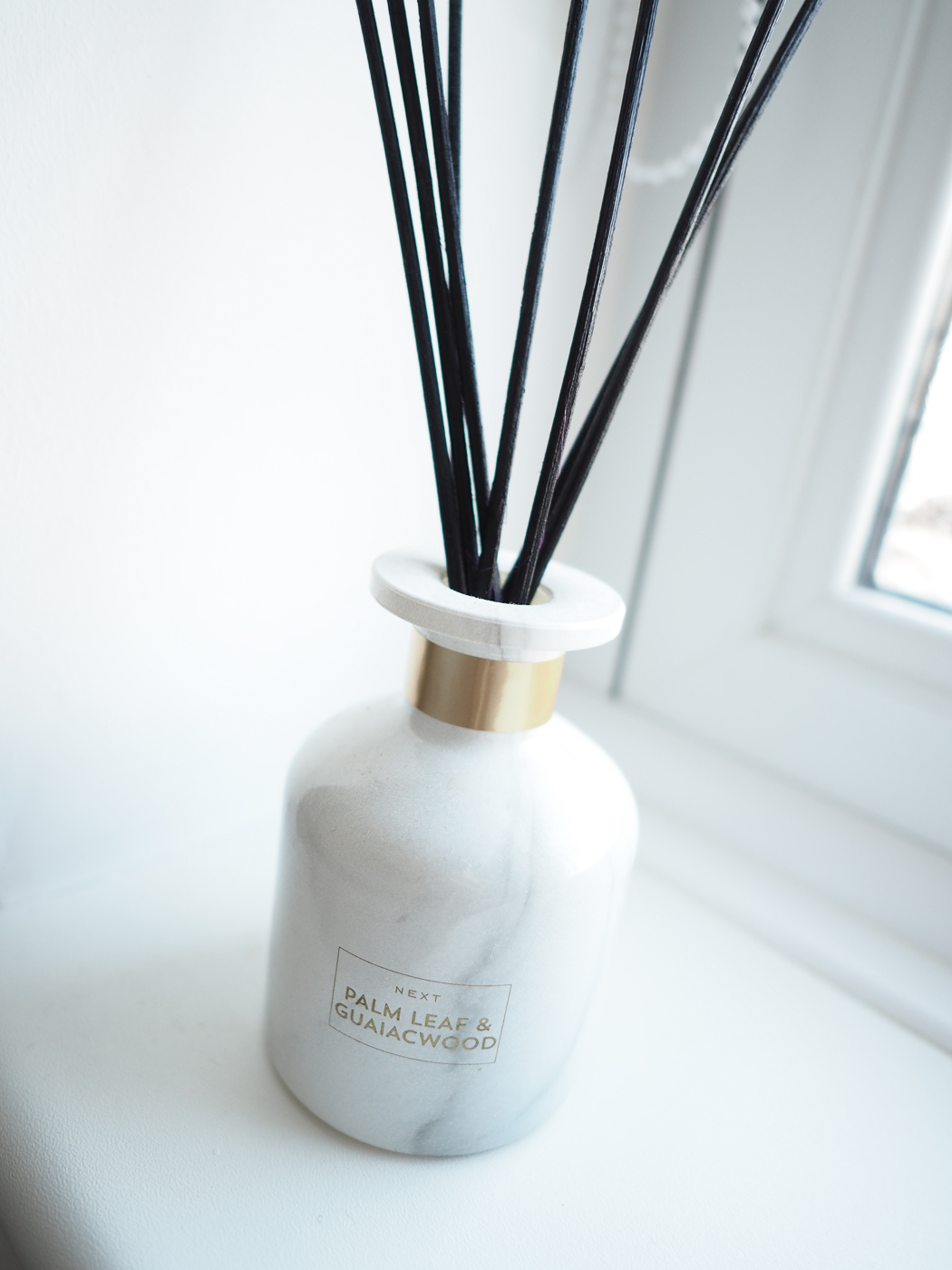 marble reed diffuser