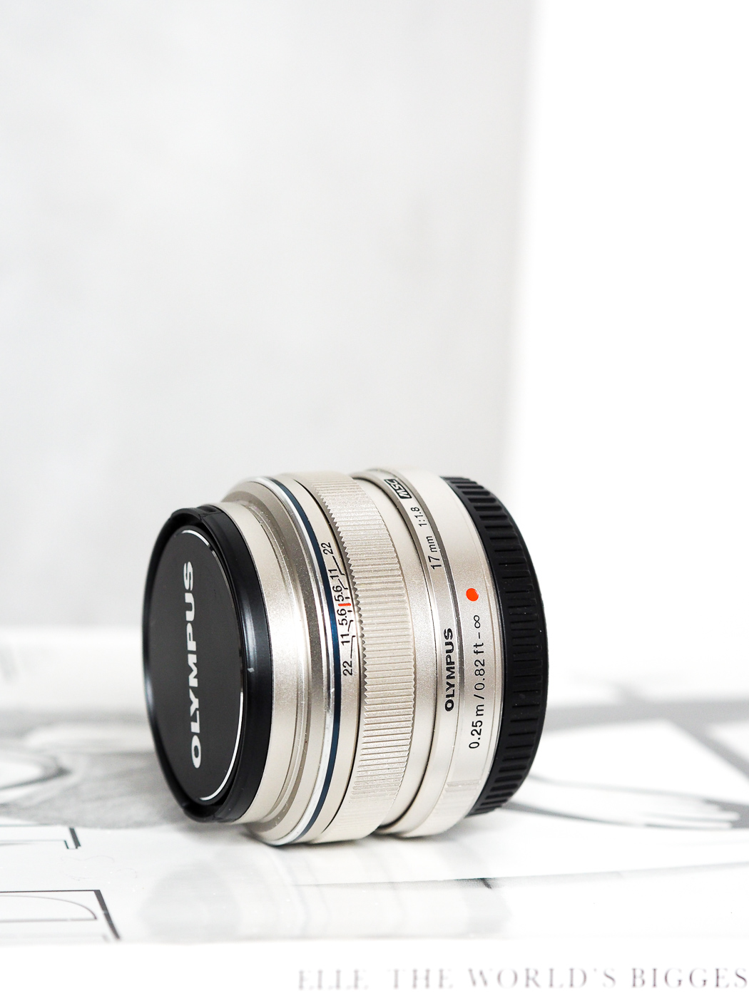 olympus pen 17mm lens review