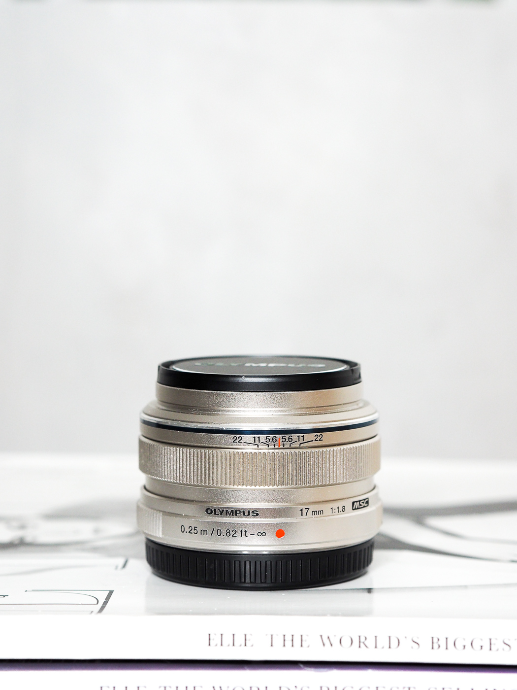 olympus 17mm lens review
