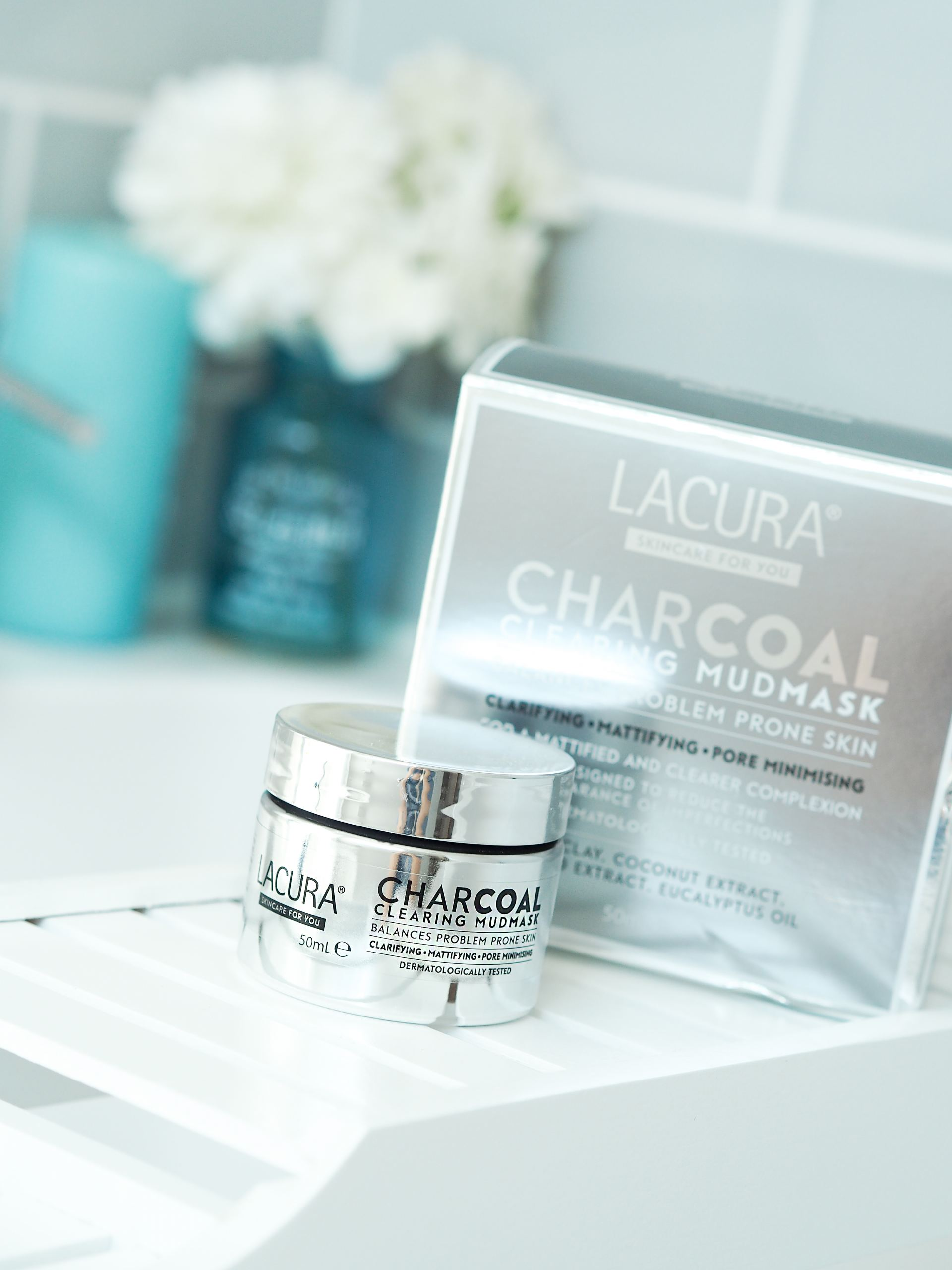 ALDI Lacura Charcoal Mud Mask review