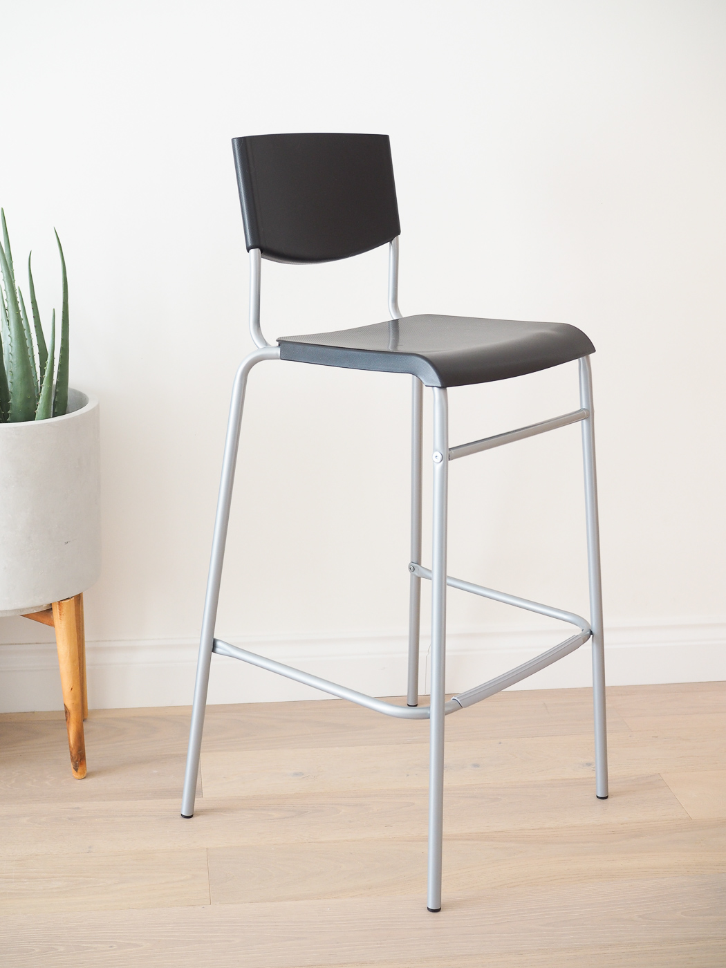 ikea bar stool hack