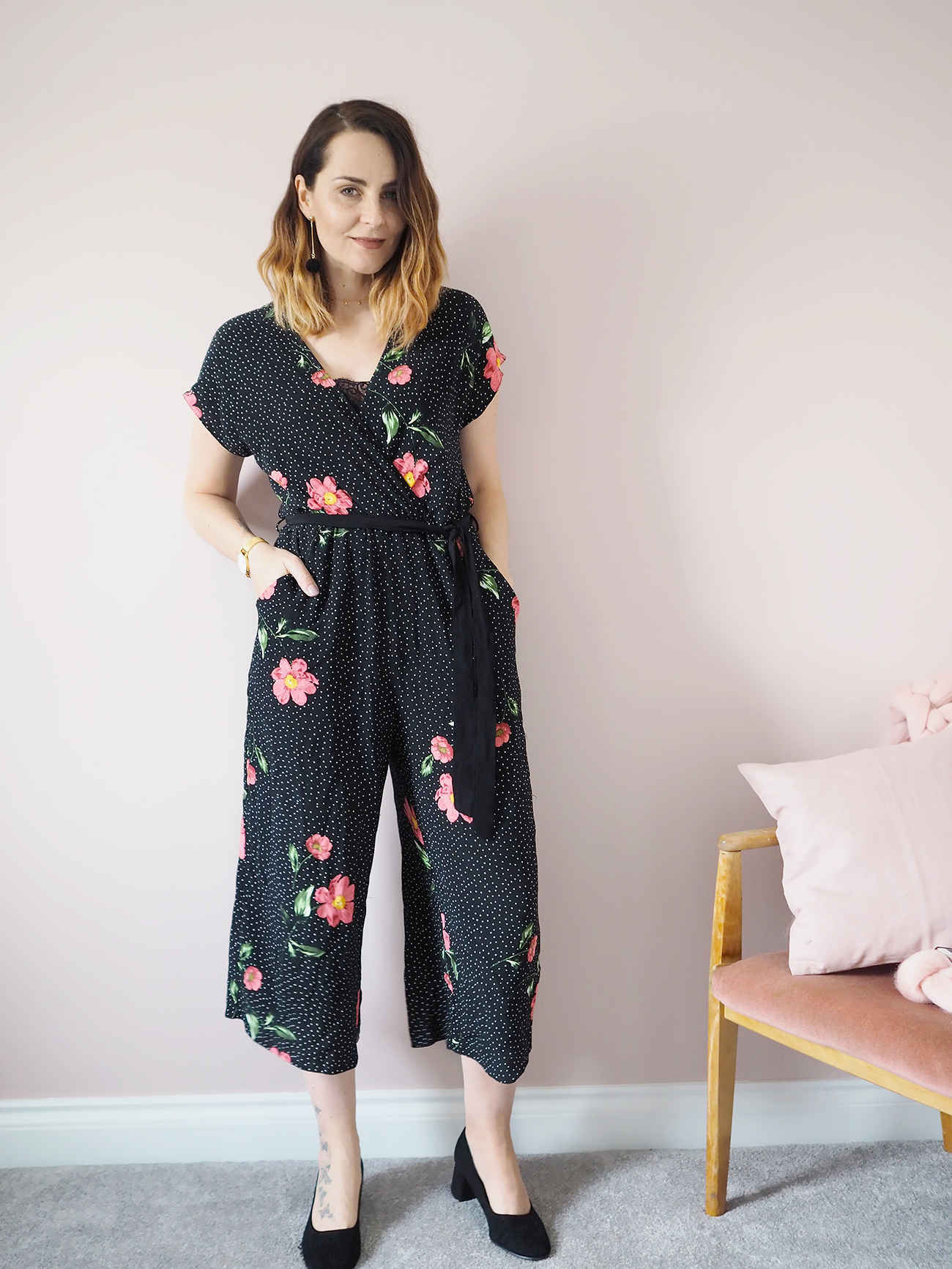 new in my wardrobe new look jumpsuit