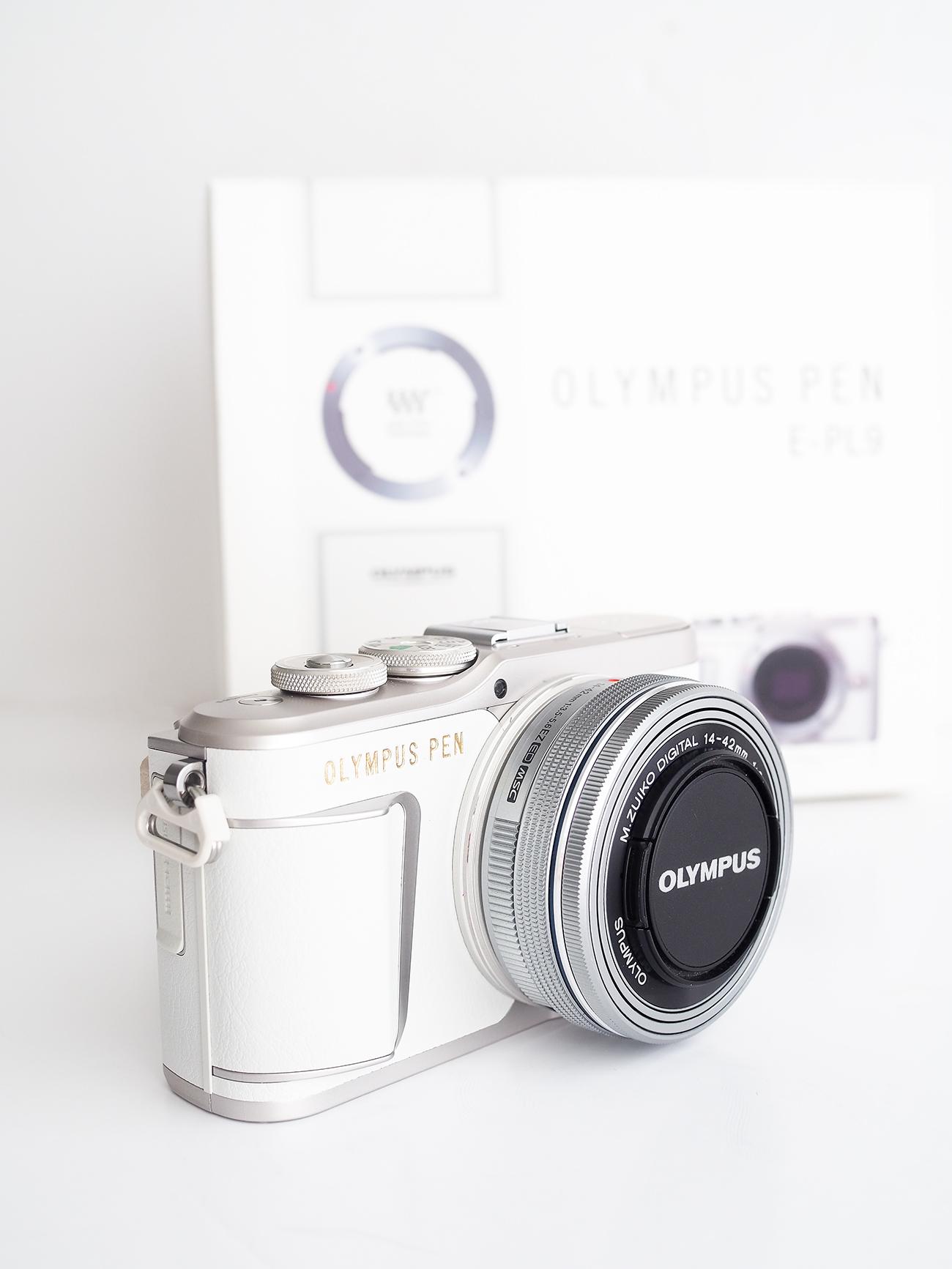 Olympus Pen EPL9 Camera review