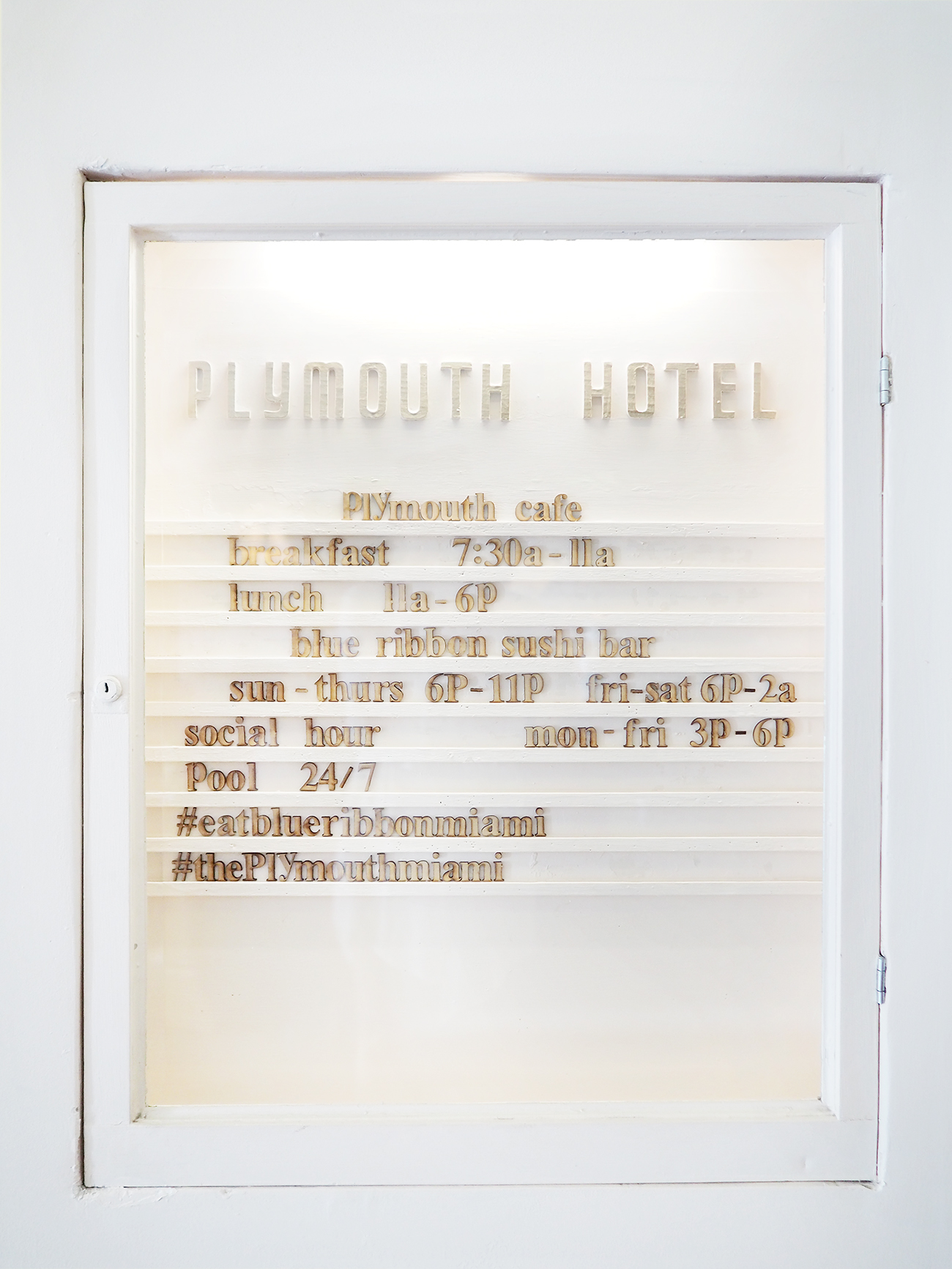 Plymouth Hotel Miami Beach review