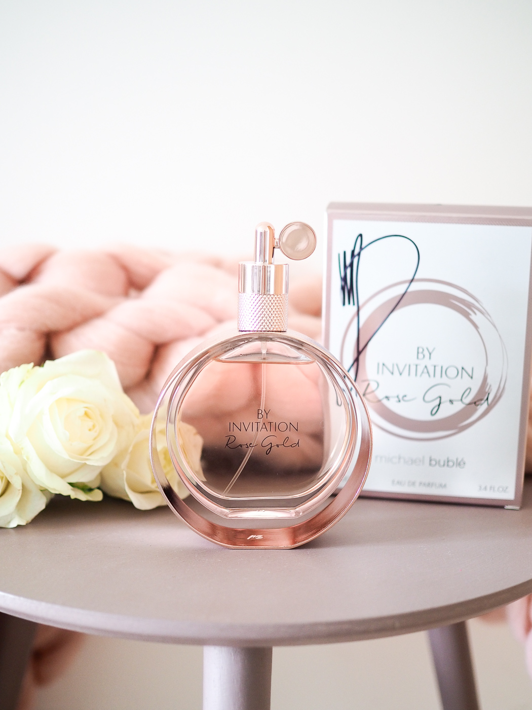 Michael Buble Rose Gold perfume
