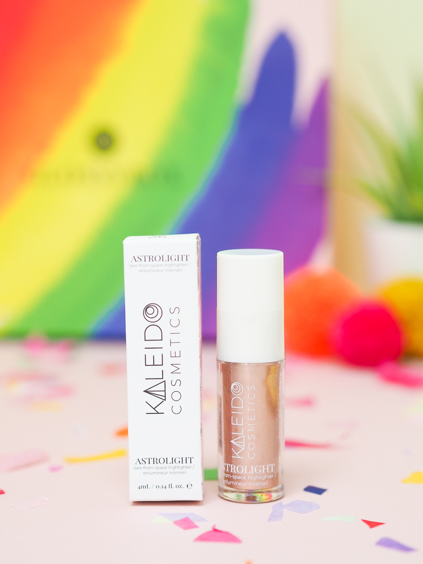 Limited edition Pride Glossybox