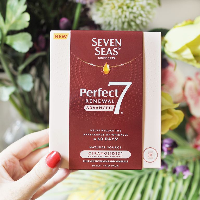 Seven Seas Perfect 7 Renewal supplements